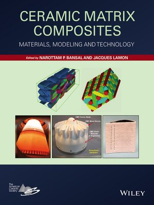 cover image of Ceramic Matrix Composites